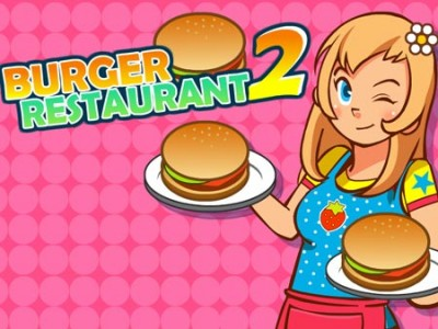 game - Burger restaurant 2