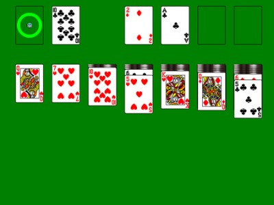 game - Easy Solitaire