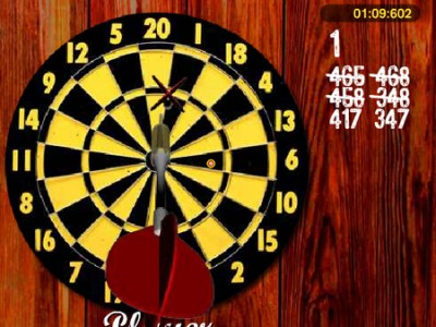 game - Bullseye Darts