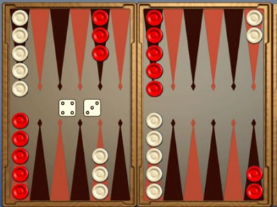 game - Backgammon