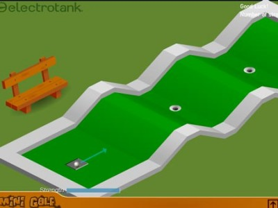 game - Minigolf
