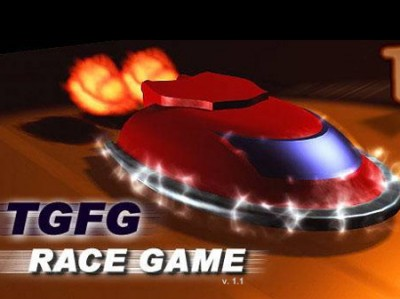 game - Gravity race