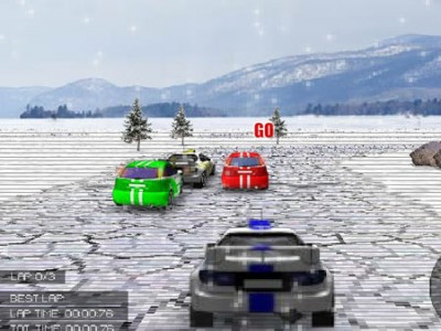 game - 3D Rally Racing