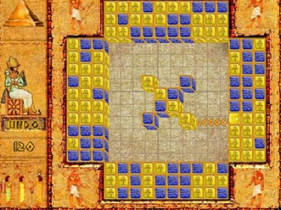 game - Egypt Puzzle