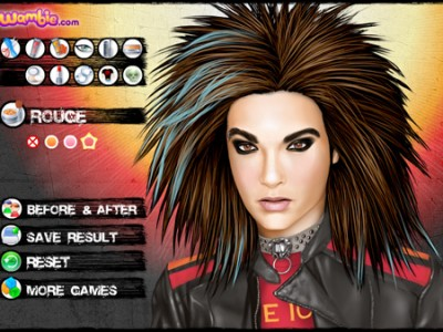 game - Tokio Hotel Make Up