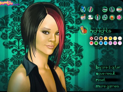 game - Rihanna Make Up