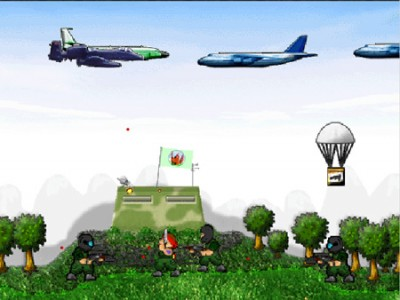 game - Air Attack