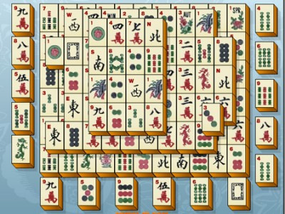 game - Another Mahjongg