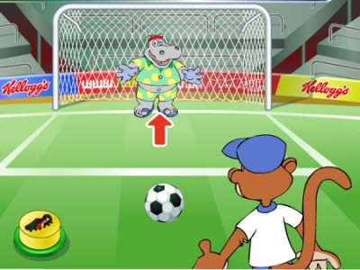 game - Coco's Penalty Shoot-out