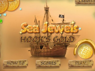 game - Sea Jewels Hooks Gold
