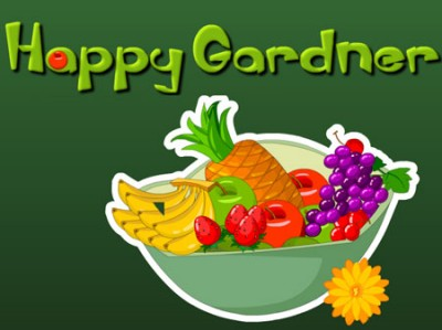 game - Happy Gardener