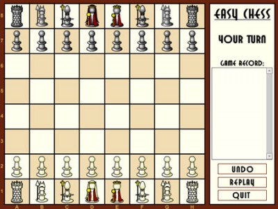 game - Easy Chess