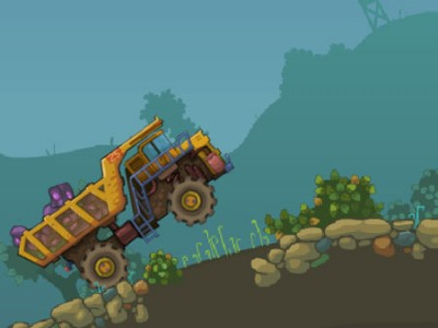 game - Mining Truck