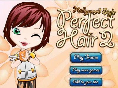 game - Hollywood Perfect Hair Salon