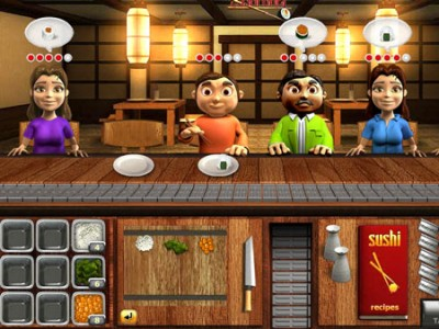 game - Youda Sushi Chef