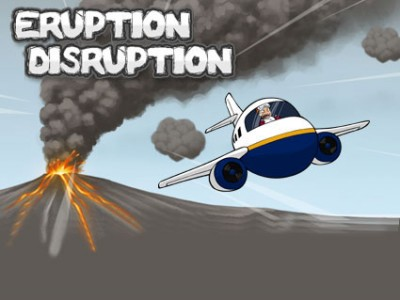 game - Eruption Disruption