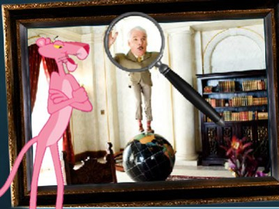 game - Pink Panther 2 Pepperidge's Clue Search