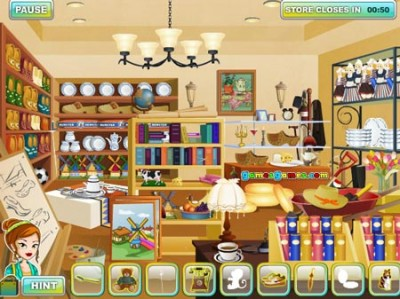 game - Personal Shopper 2