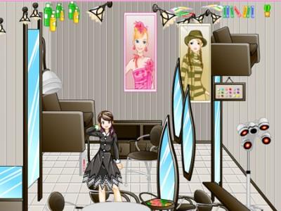hair salon games online