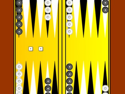 game - Backgammon 2