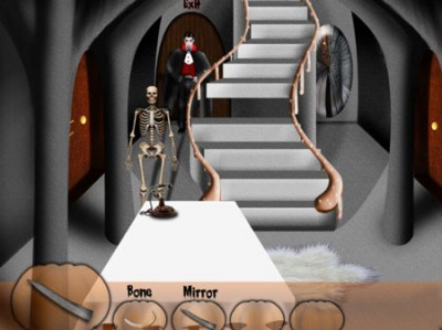 game - Dracula's Castle Escape