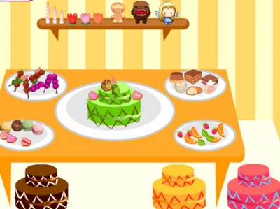 game - Ultimate Sweets Maker