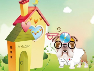game - Doctor Bulldog's Pets Hospital