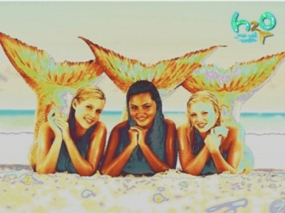 game - H2O Puzzle - Mermaids