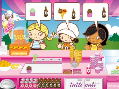 ice cream vendor online time management games play for free