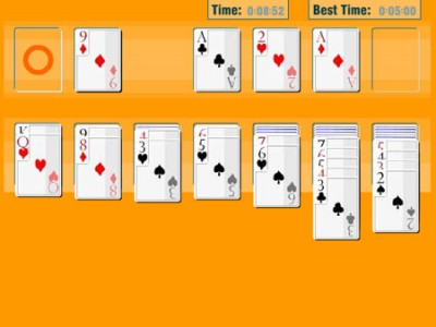 game - Solitaire Oldschool