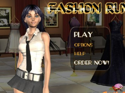 fashion run online time management games play for free