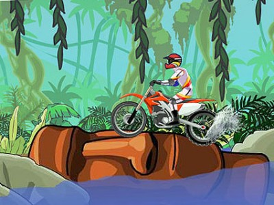 game - Stunt Dirt Bike 2