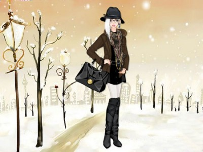 Winter Style Fashion Dress Up Dress Up Barbie And Girl Games Online For Free
