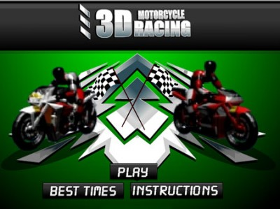 3D Motorcycle Racing - racing and car free online games.