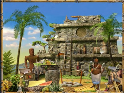 game - The Treasures of Mystery Island