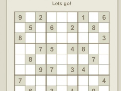 game - Just Sudoku