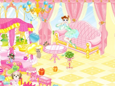 game - Royal Room Decoration