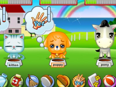 game - My Cute Pets