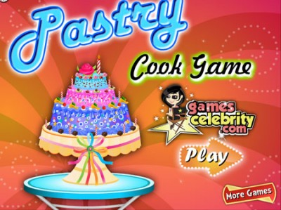 game - Pastry Cook