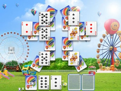 game - Sunny Park Solitaire
