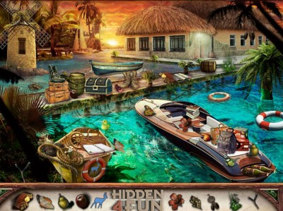 game - Tropical Spa Center