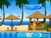 Beach cafe-Management game